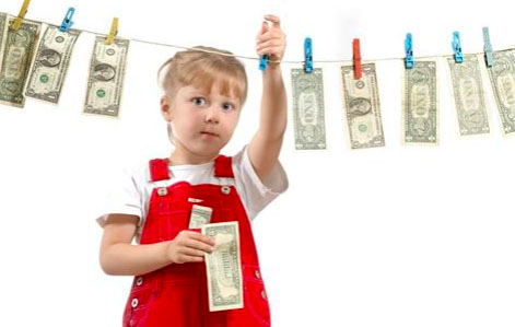 Age Based Money Lessons for Your Kids